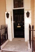 72a Elizabeth Street London November 1999 flat where Lord Lucan lived.